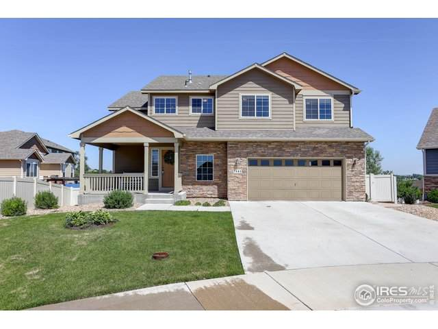 7805 21st St Ln, Greeley, CO 80634 (#942756) :: iHomes Colorado