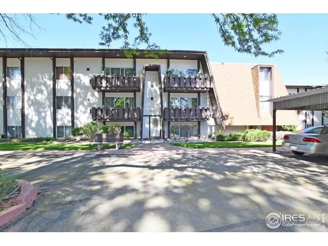 1315 Kirkwood Dr #807, Fort Collins, CO 80525 (MLS #942763) :: Find Colorado