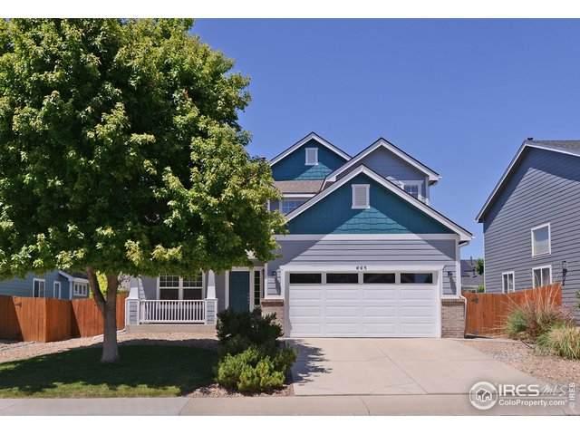 445 Short Dr, Dacono, CO 80514 (MLS #942765) :: 8z Real Estate