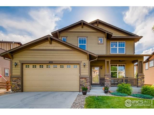 693 Fossil Bed Cir, Erie, CO 80516 (MLS #942767) :: RE/MAX Alliance