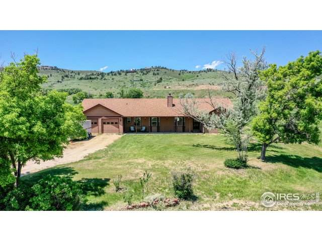 1125 S County Road 27, Berthoud, CO 80513 (MLS #942772) :: Bliss Realty Group