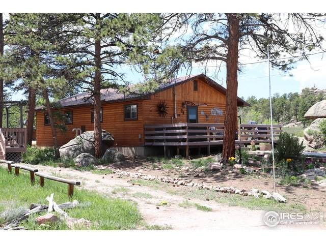 29 Mandan Lodge Ct, Red Feather Lakes, CO 80545 (MLS #942773) :: RE/MAX Alliance