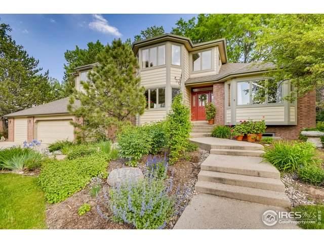 7152 Gold Nugget Dr, Niwot, CO 80503 (MLS #942774) :: 8z Real Estate