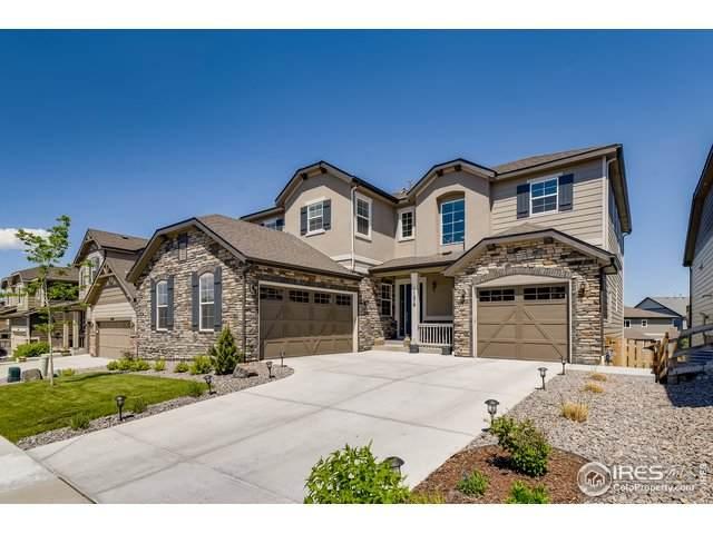 11216 Ledges Rd, Parker, CO 80134 (MLS #942776) :: 8z Real Estate