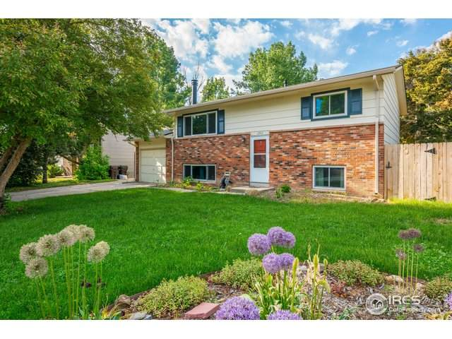 2519 Timber Ct, Fort Collins, CO 80521 (#942780) :: iHomes Colorado