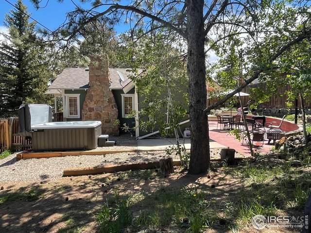 505 Driftwood Ave, Estes Park, CO 80517 (MLS #942786) :: RE/MAX Alliance