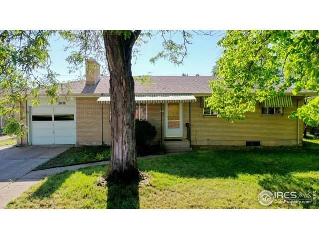 2638 17th Ave, Greeley, CO 80631 (#942789) :: iHomes Colorado