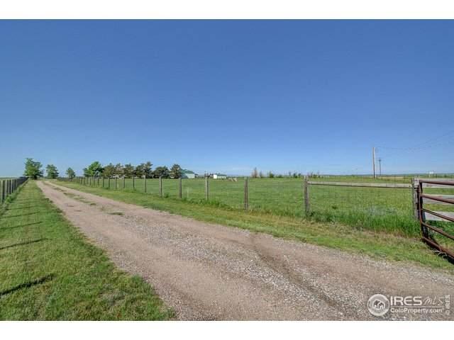 6845 County Road 92, Carr, CO 80612 (#942794) :: iHomes Colorado
