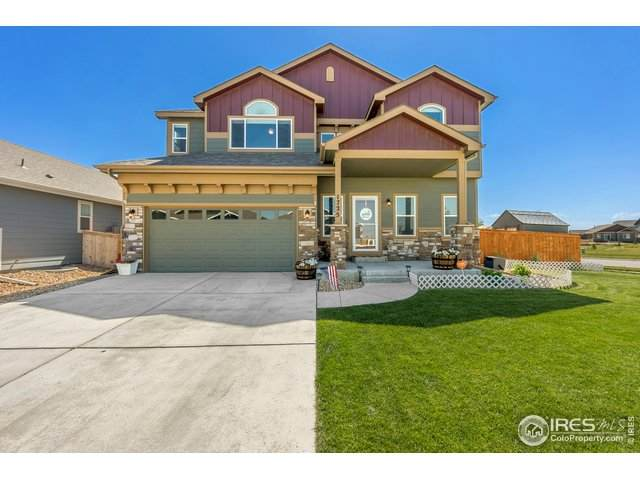 1725 Avery Plaza St, Severance, CO 80550 (#942797) :: Mile High Luxury Real Estate