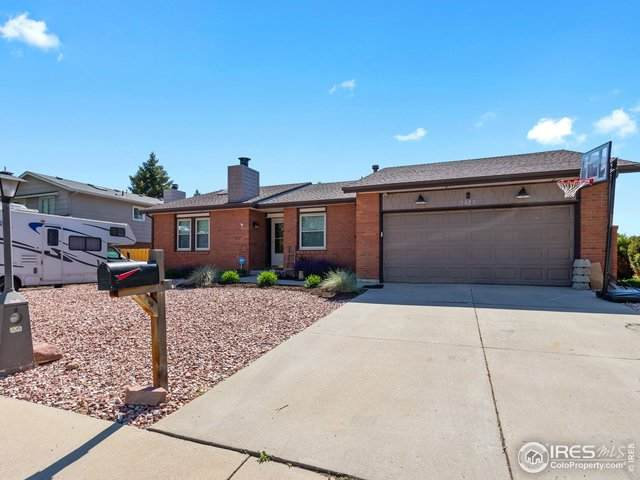 2427 Gordon Ct, Longmont, CO 80501 (MLS #942810) :: 8z Real Estate