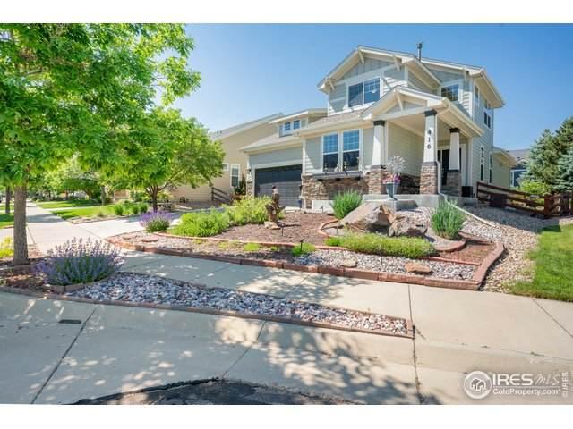 416 Mazzini St, Erie, CO 80516 (MLS #942816) :: 8z Real Estate