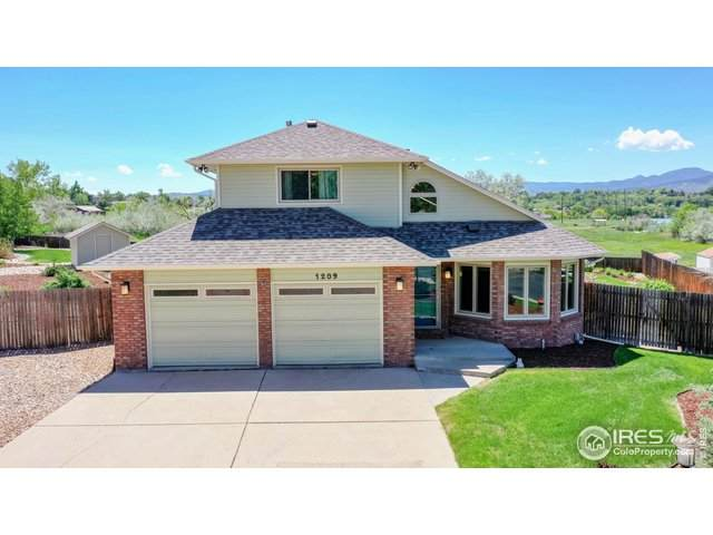 1209 Eastlake Ct, Loveland, CO 80537 (#942828) :: iHomes Colorado