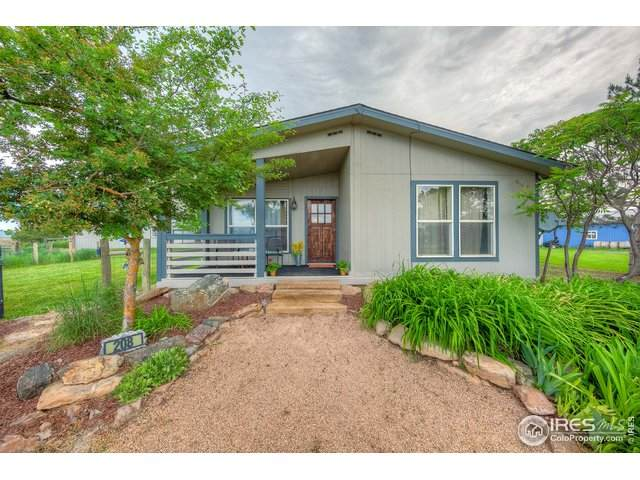 208 W County Road 70, Fort Collins, CO 80524 (#942838) :: iHomes Colorado