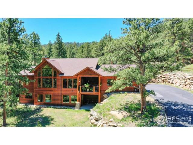 1060 Fall River Ct, Estes Park, CO 80517 (MLS #942845) :: J2 Real Estate Group at Remax Alliance