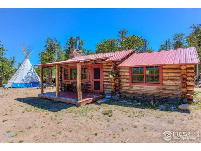 410 Pine Cone Dr, Ward, CO 80481 (MLS #942849) :: RE/MAX Alliance
