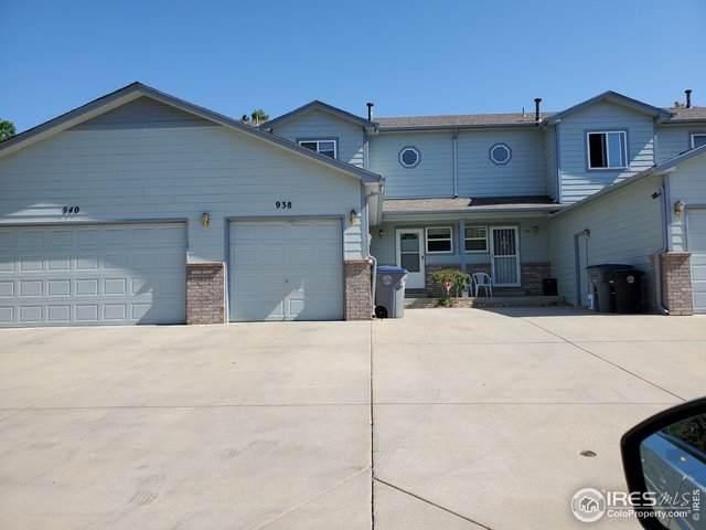 938 Parker Pl, Longmont, CO 80501 (MLS #942854) :: 8z Real Estate