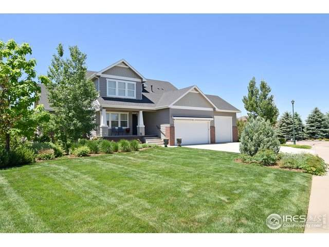 7705 Amour Hill Dr, Greeley, CO 80634 (#942861) :: iHomes Colorado