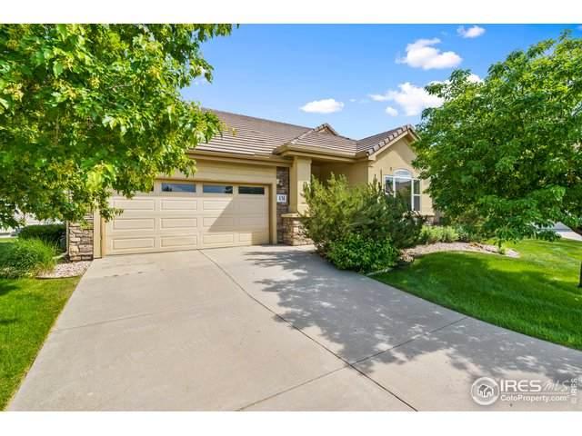 414 Mariana Pointe Ct, Loveland, CO 80537 (#942864) :: iHomes Colorado
