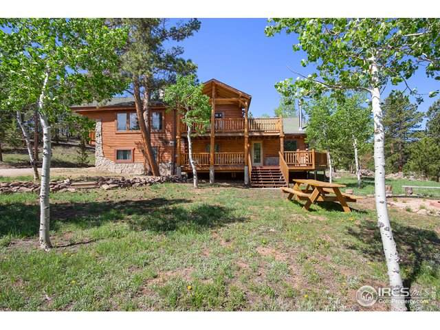 40 Teton Ct, Red Feather Lakes, CO 80545 (MLS #942888) :: RE/MAX Alliance