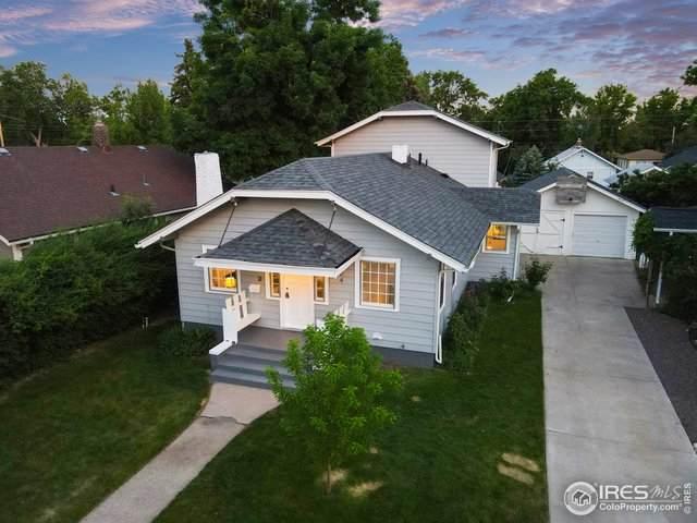 524 W 3rd St, Loveland, CO 80537 (MLS #942896) :: 8z Real Estate