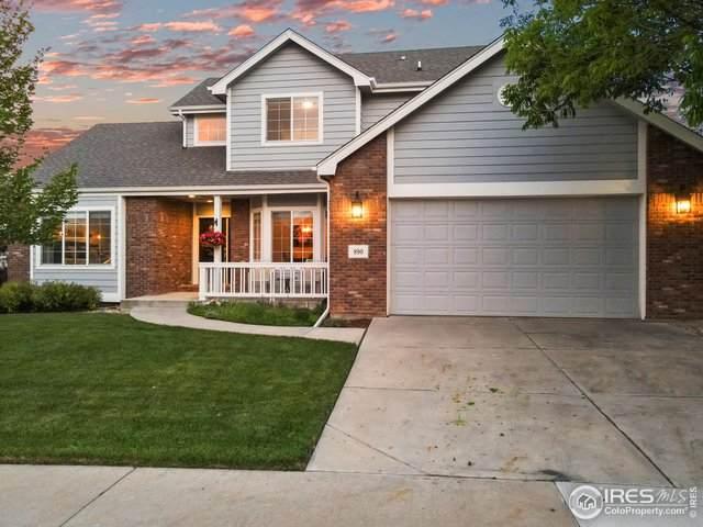 890 Crabapple Dr, Loveland, CO 80538 (MLS #942905) :: Find Colorado