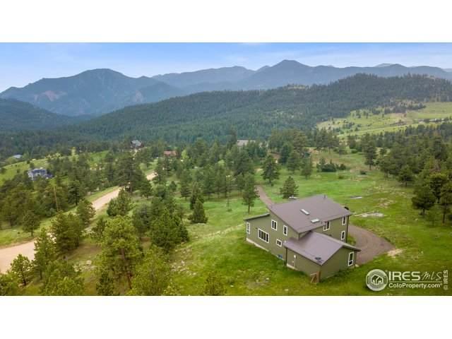 395 Cougar Dr, Boulder, CO 80302 (MLS #942907) :: Find Colorado