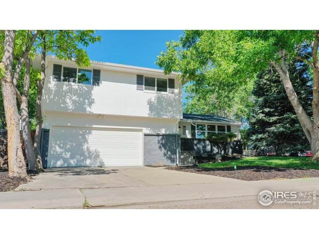 717 S Carr Ave, Lafayette, CO 80026 (MLS #942911) :: Colorado Home Finder Realty