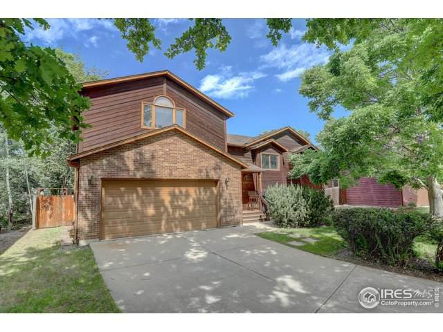4259 Amber St, Boulder, CO 80304 (MLS #942912) :: Downtown Real Estate Partners