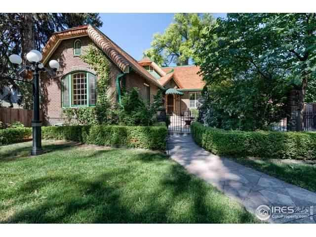1315 Remington St, Fort Collins, CO 80524 (MLS #942932) :: Kittle Real Estate