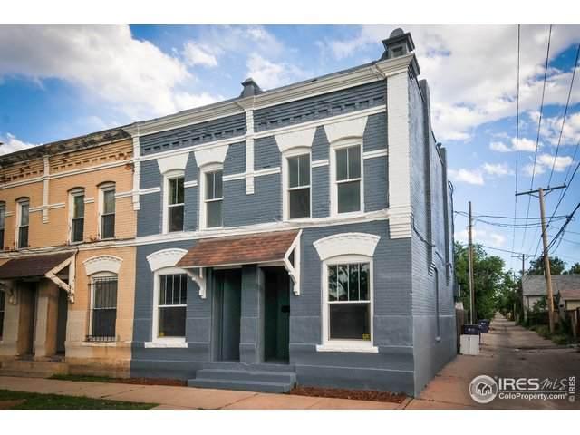 1820 E 36th Ave, Denver, CO 80205 (MLS #942939) :: 8z Real Estate