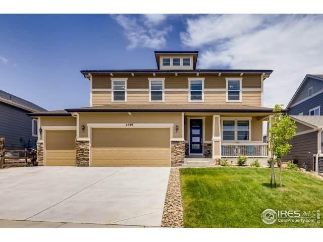 4599 Prairie River Ct, Firestone, CO 80504 (MLS #942958) :: 8z Real Estate