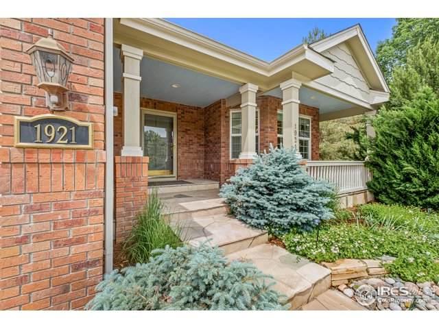 1921 Sundance Dr, Longmont, CO 80504 (MLS #942976) :: 8z Real Estate