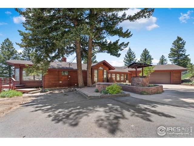 6532 Flagstaff Rd, Boulder, CO 80302 (MLS #942985) :: Find Colorado