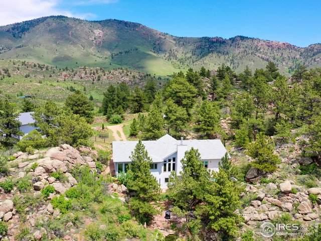 691 Gray Mountain Dr, Lyons, CO 80540 (MLS #942988) :: Find Colorado