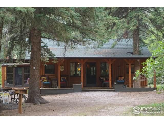 32121 W Highway 14, Bellvue, CO 80512 (MLS #942992) :: Find Colorado