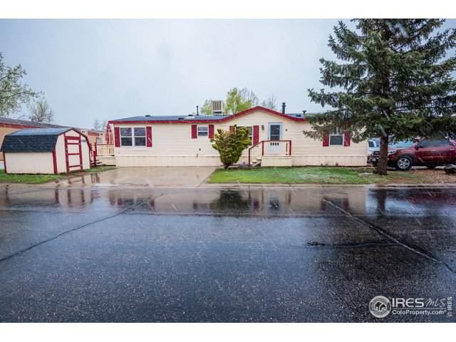 2300 W Cr 38E Lot 72, Fort Collins, CO 80526 (#942999) :: iHomes Colorado