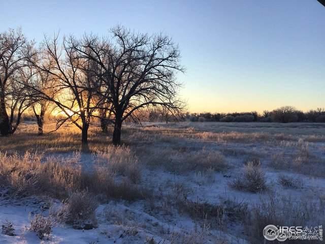 0 County Road 388, Kersey, CO 80644 (#943009) :: iHomes Colorado