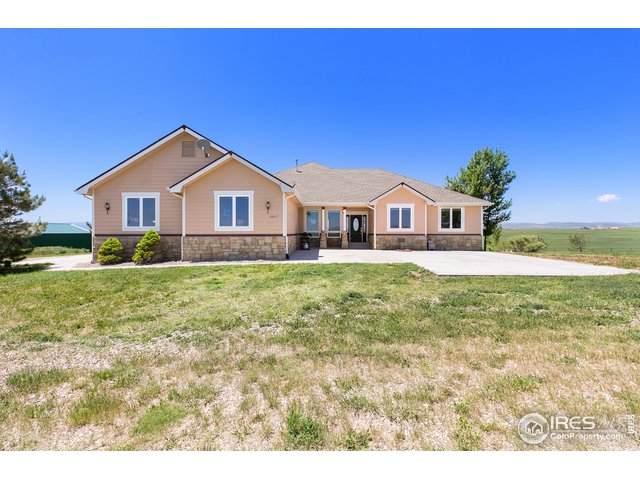 16687 N County Road 9, Wellington, CO 80549 (#943021) :: iHomes Colorado
