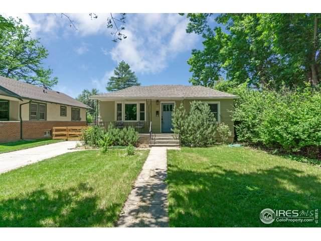 137 N Roosevelt Ave, Fort Collins, CO 80521 (MLS #943025) :: 8z Real Estate
