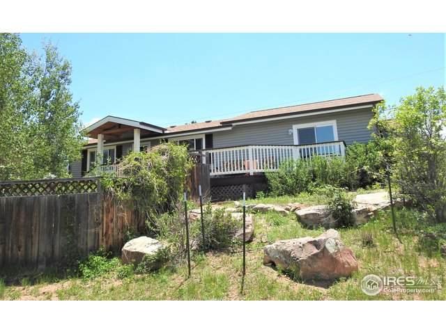2219 Longview Dr, Estes Park, CO 80517 (#943037) :: The Griffith Home Team