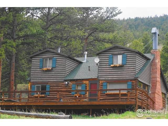 1032 Ski Rd, Allenspark, CO 80510 (MLS #943039) :: Keller Williams Realty