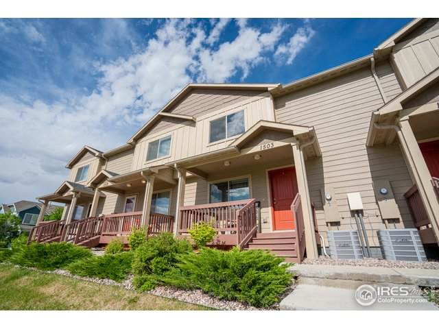 3660 W 25th St #1503, Greeley, CO 80634 (#943048) :: The Griffith Home Team