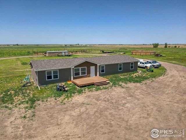 7761 County Road 6, Wiggins, CO 80654 (MLS #943049) :: Find Colorado