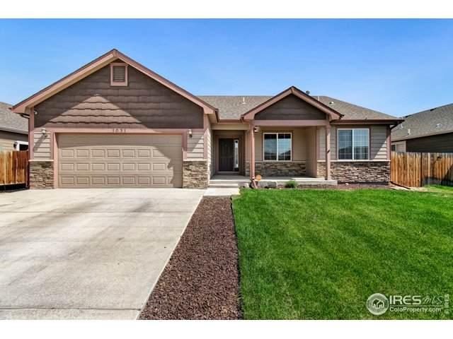 1031 E 25th St, Greeley, CO 80631 (MLS #943052) :: 8z Real Estate