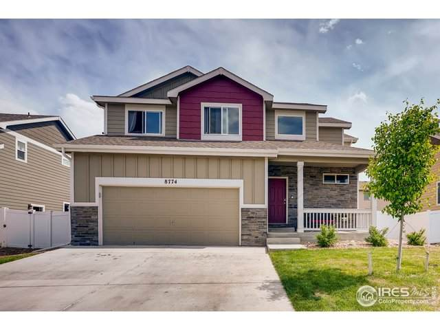 8774 16th St, Greeley, CO 80634 (MLS #943060) :: Bliss Realty Group