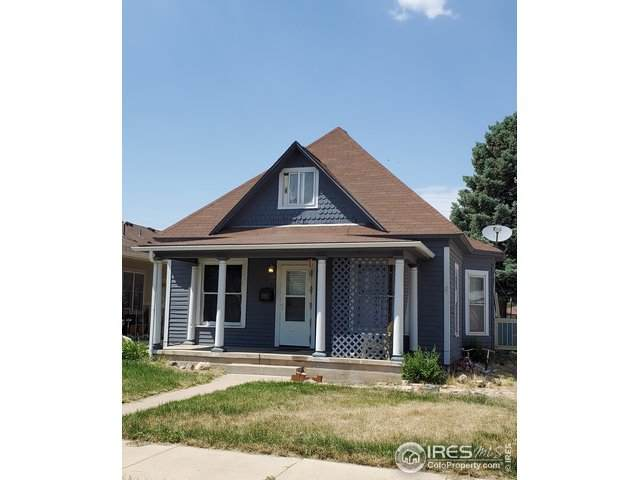 215 13th St, Greeley, CO 80631 (MLS #943061) :: Bliss Realty Group