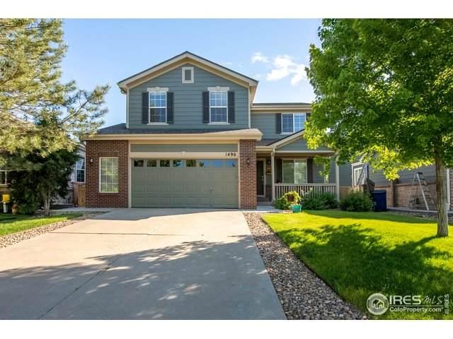 1490 Hickory Dr, Erie, CO 80516 (MLS #943070) :: The Sam Biller Home Team