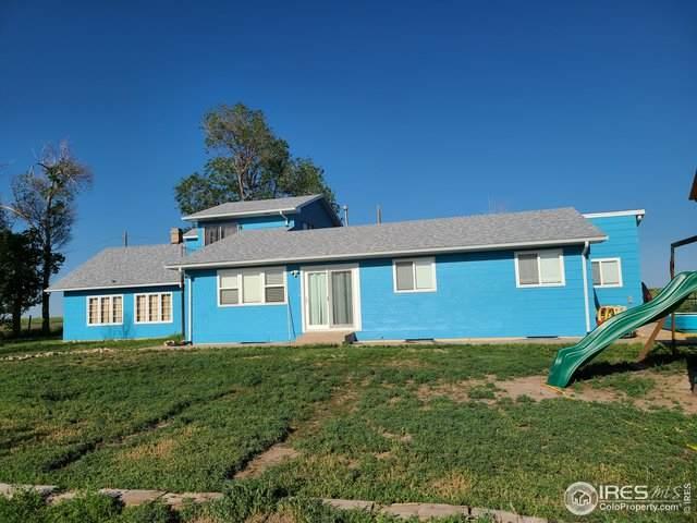 22758 Highway 14, Ault, CO 80610 (MLS #943076) :: Wheelhouse Realty
