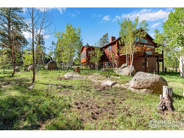 712 Chiricahua Cir, Red Feather Lakes, CO 80545 (MLS #943079) :: Bliss Realty Group