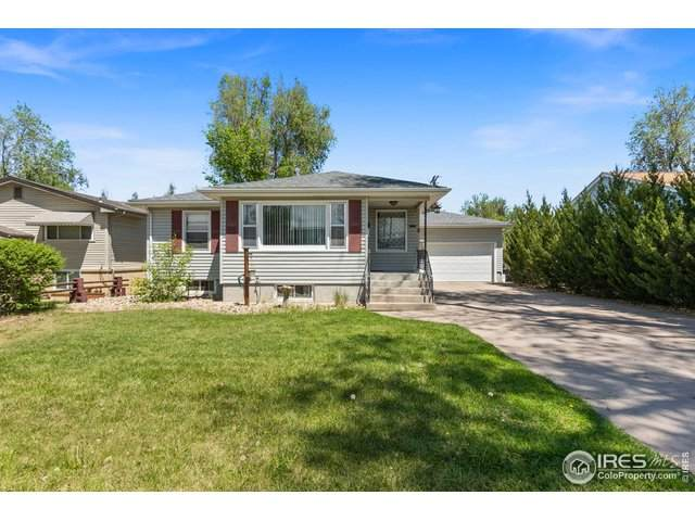 1008 22nd Ave Ct, Greeley, CO 80631 (MLS #943089) :: Bliss Realty Group